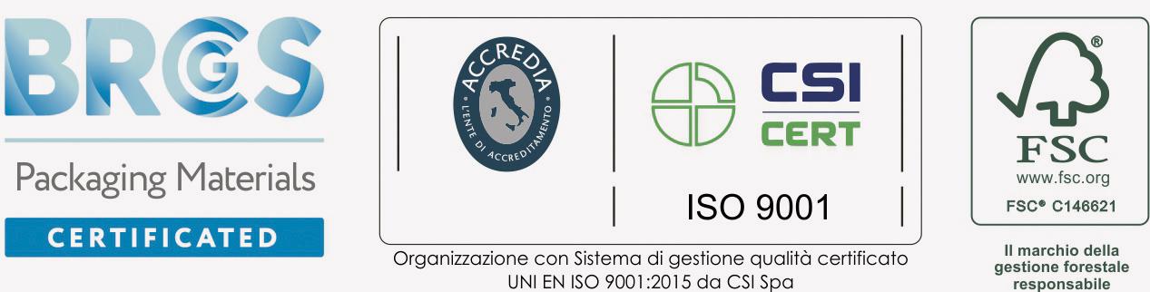 certificazioni Artigian Carta
