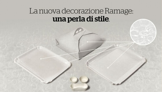 The new Ramage design: a pearl of style. - Artigian Carta