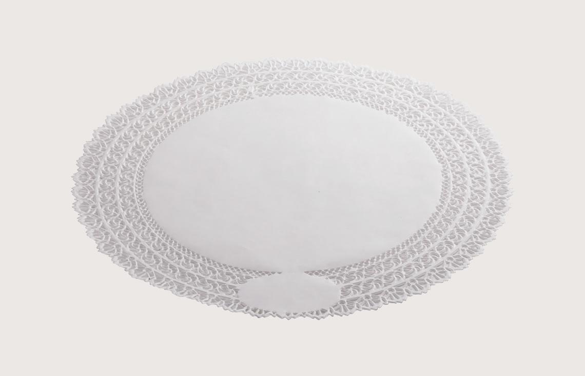 Round paper doilies - Artigian Carta
