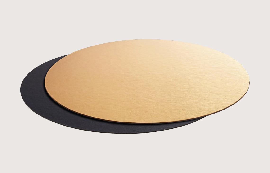 Black&Gold Discs  - Artigian Carta