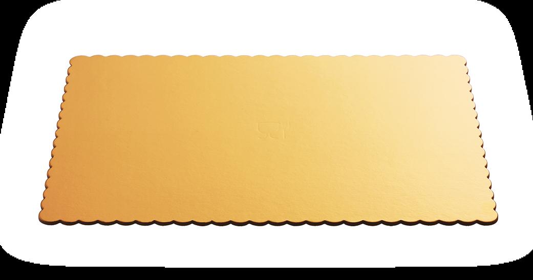 Scalloped Edged Round And Rectangular Boards - Artigian Carta