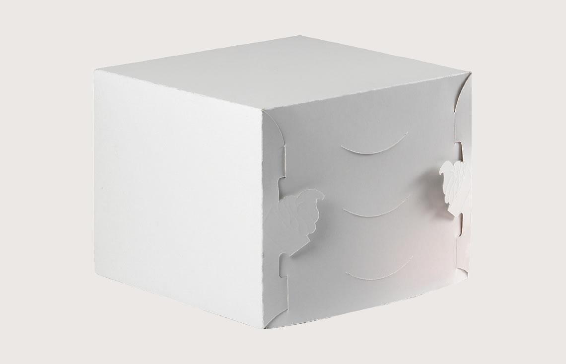 Porta torte monumentali - Artigian Carta