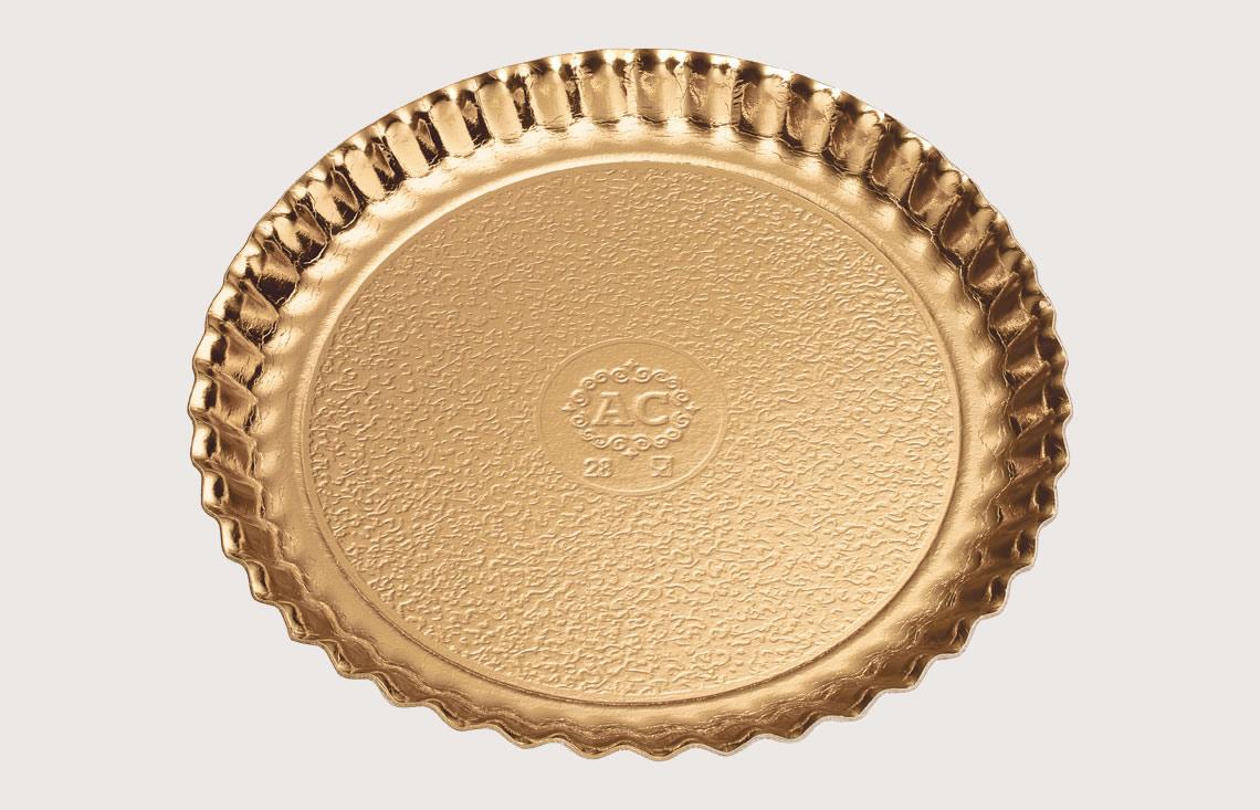 Rondò - Oro - Artigian Carta