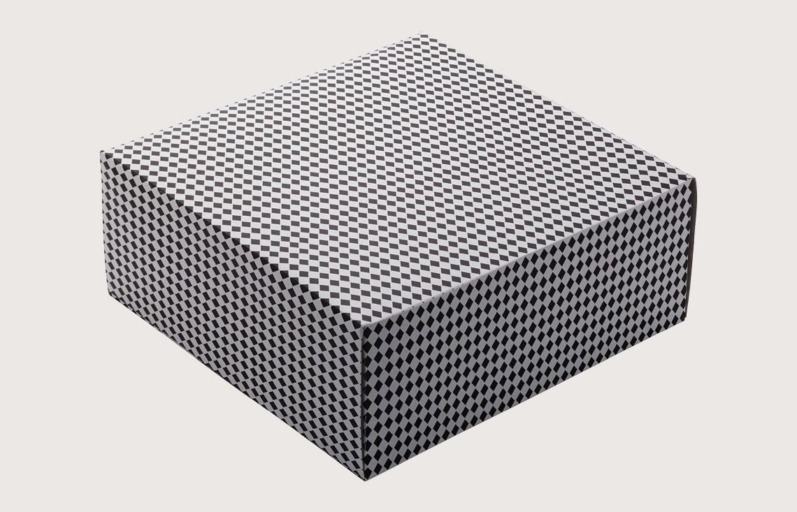 Box with 6 corners - Artigian Carta