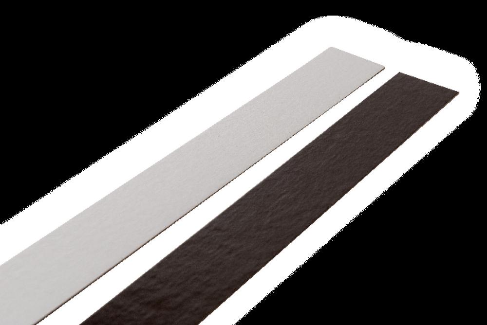 Chocolate & Cream Strips - Artigian Carta