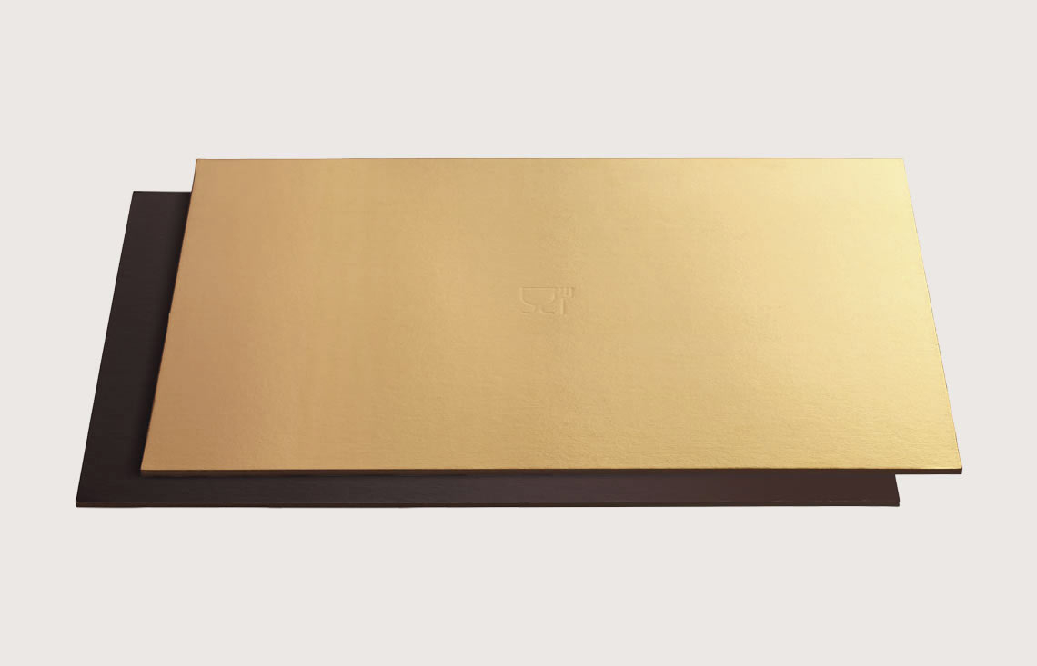 Tavolette Black&Gold - Artigian Carta