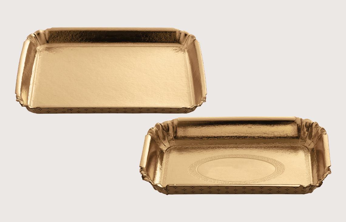 Porta cioccolatini e biscotti - Artigian Carta