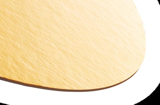 Black&Gold Round Cake Boards