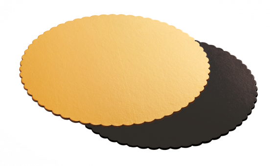 Scalloped Edged Round And Rectangular Boards