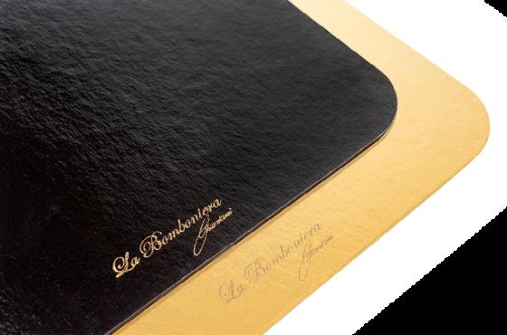 Black&Gold Quadrotto