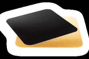 Quadrotto Black&Gold